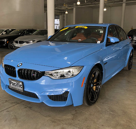 2018 Bmw M3 Lease Assessment Los Angeles Ask The Hackrs