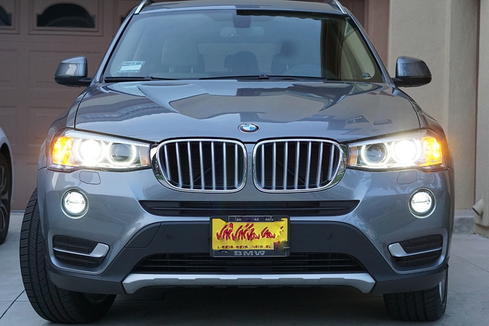 2017 bmw x3 service loaner fully loaded 280 mo 600 das. Black Bedroom Furniture Sets. Home Design Ideas
