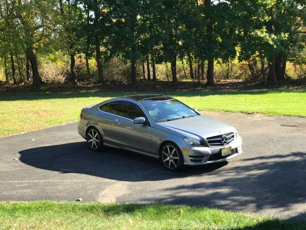 Lease Transfer 2015 Mercedes Benz C250 Coupe 392 Per Month