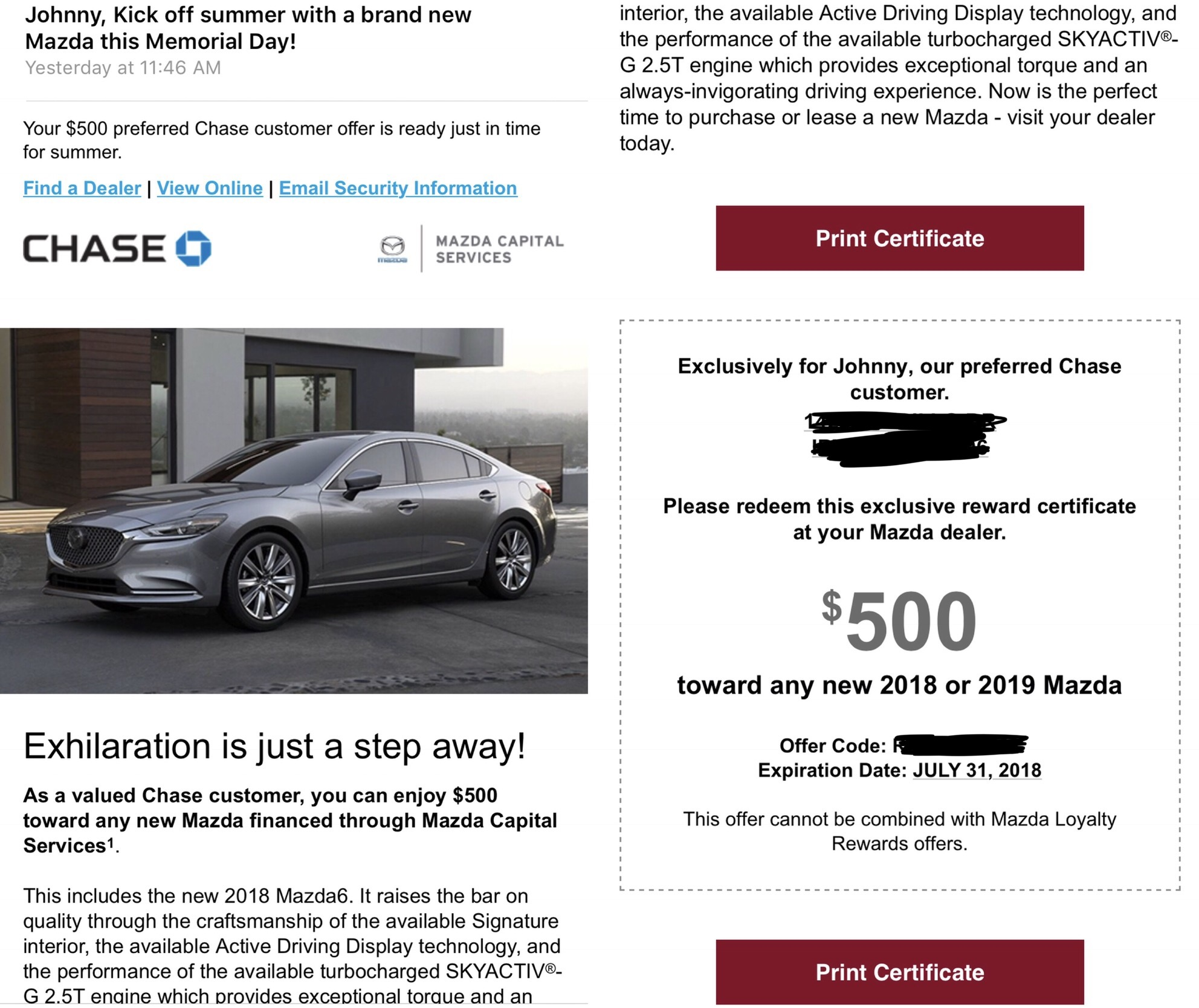 Mazda Capital Services >> Need Help With Cx5 Lease Ask The Hackrs Leasehackr Forum
