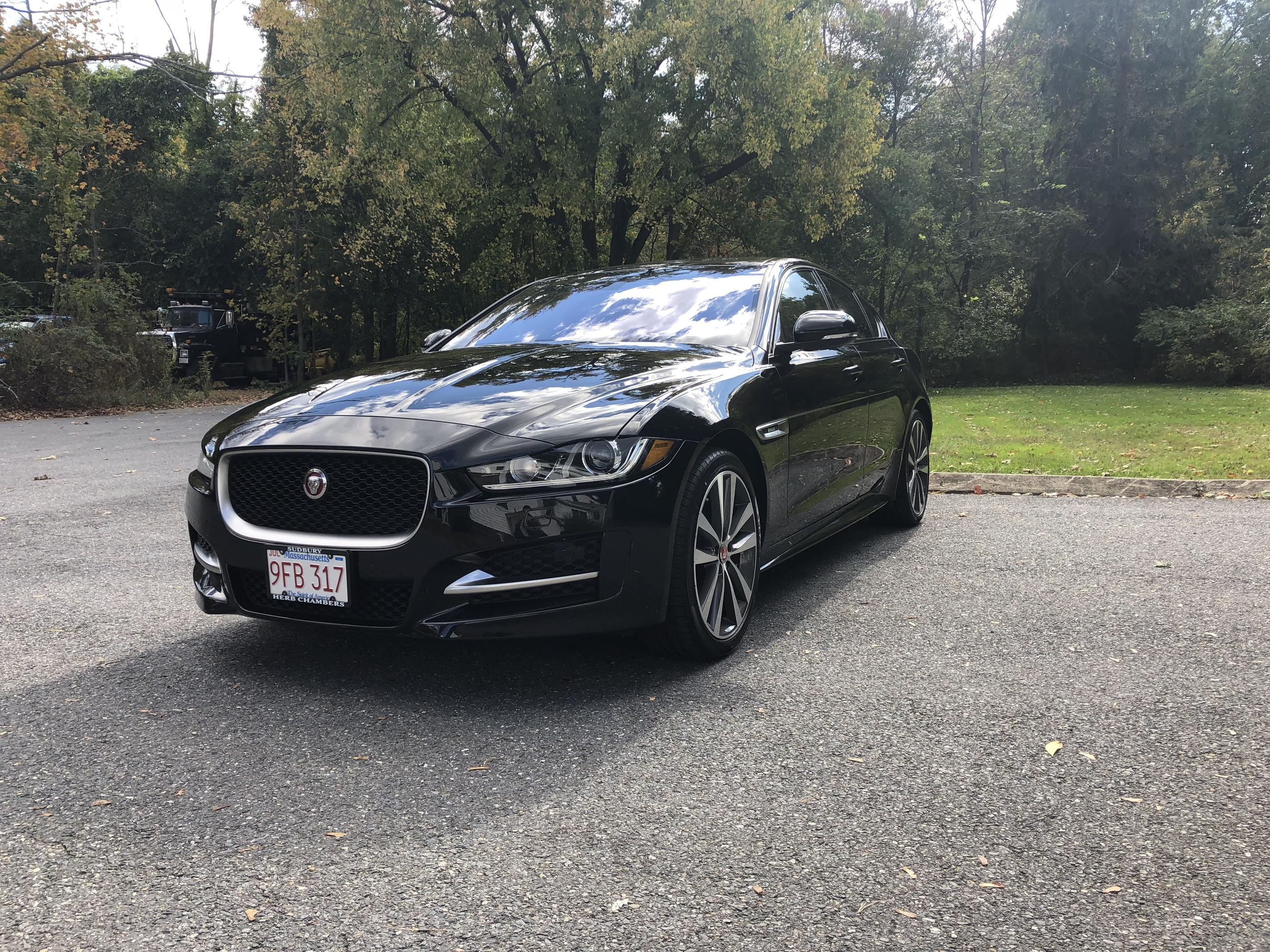 12222 Jaguar XE 25t R-Sport AT Lease $499 Mo