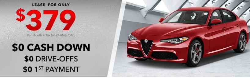 UPDATE Alfa Romeo Giulia Motax K Miles Mos - Lease alfa romeo