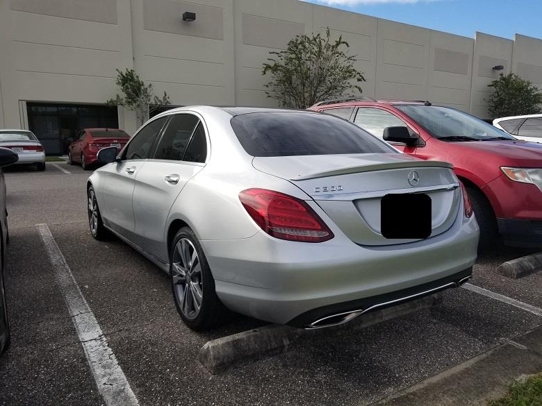 Sold Lease Transfer 2015 Mercedes C300 341 Marketplace