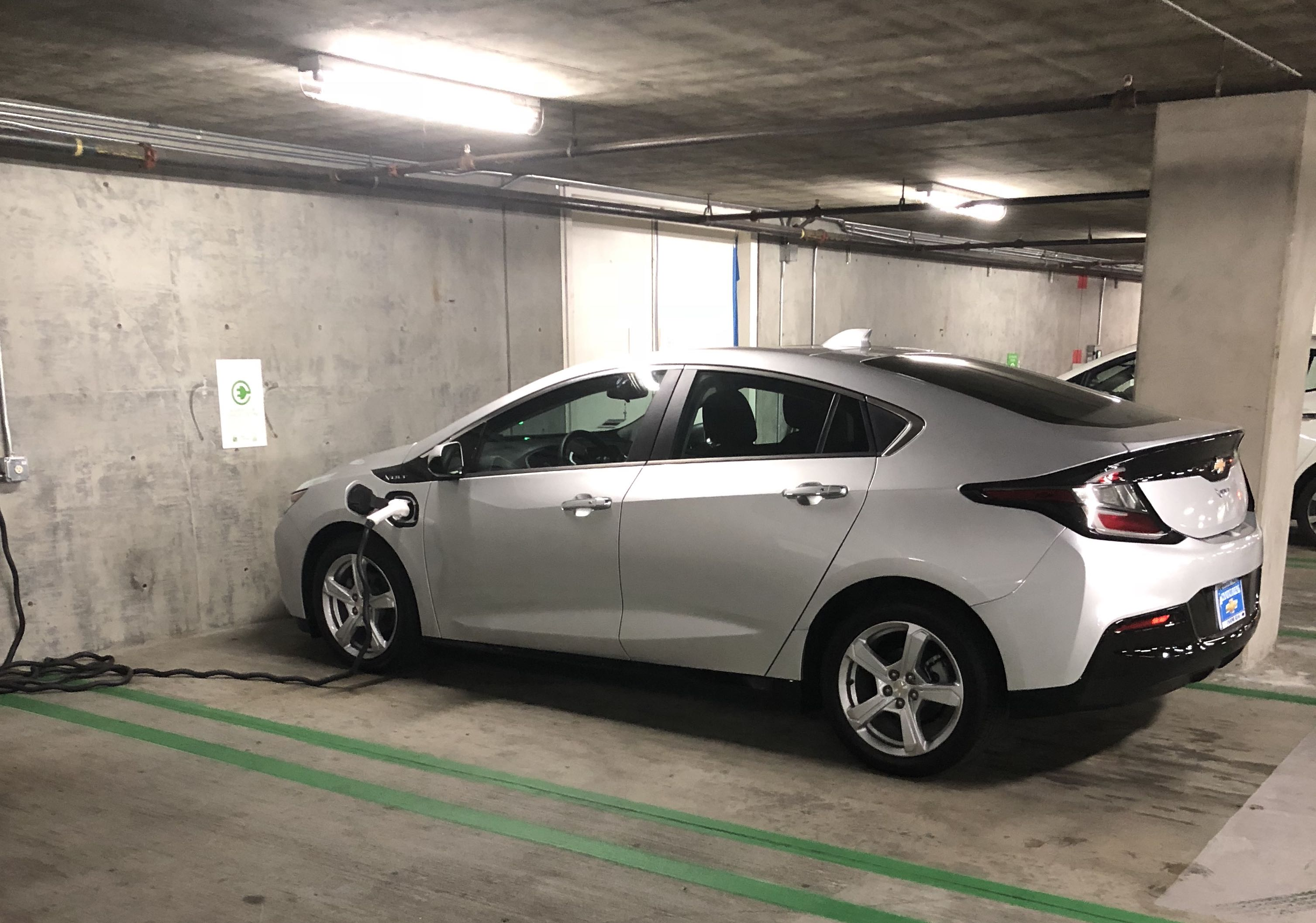 2018 Chevy Volt Lt 8 167 93 One Pay 36 10k Socal