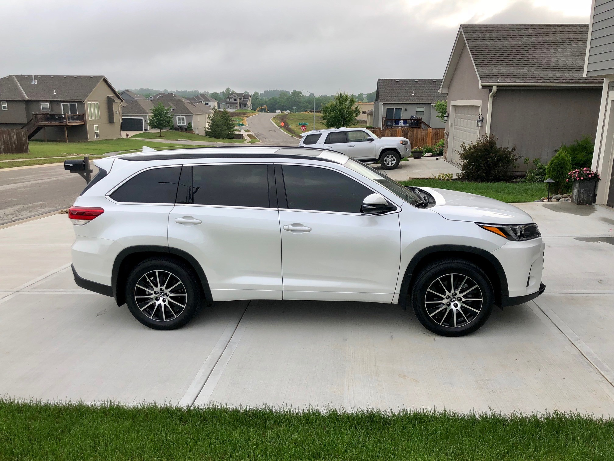 Toyota Highlander Lease >> 2018 Toyota Highlander Se Awd 344 Month Tax 1875 Of