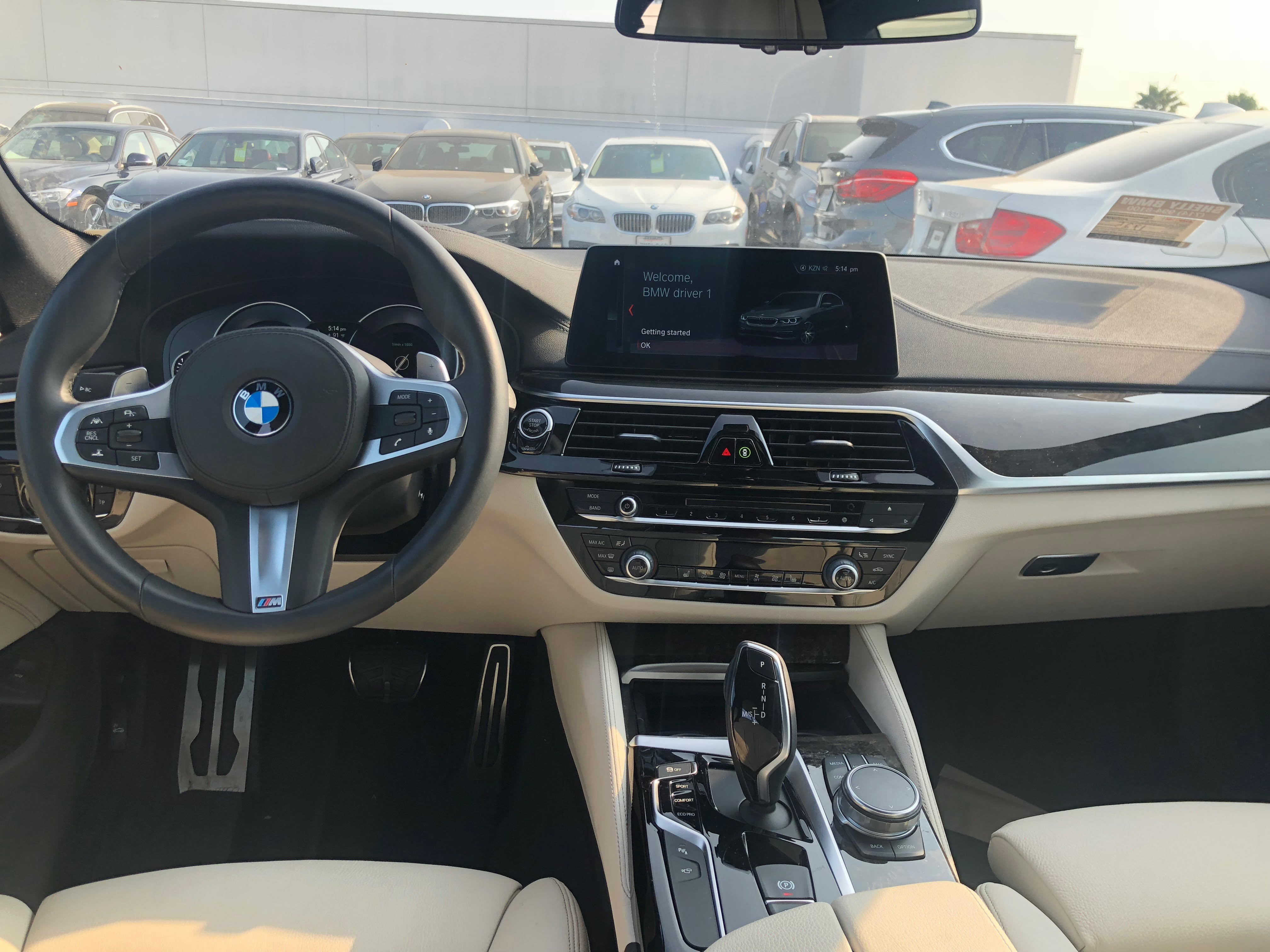 2018 Bmw 540i Lease Transfer Done Private Lease Transfers