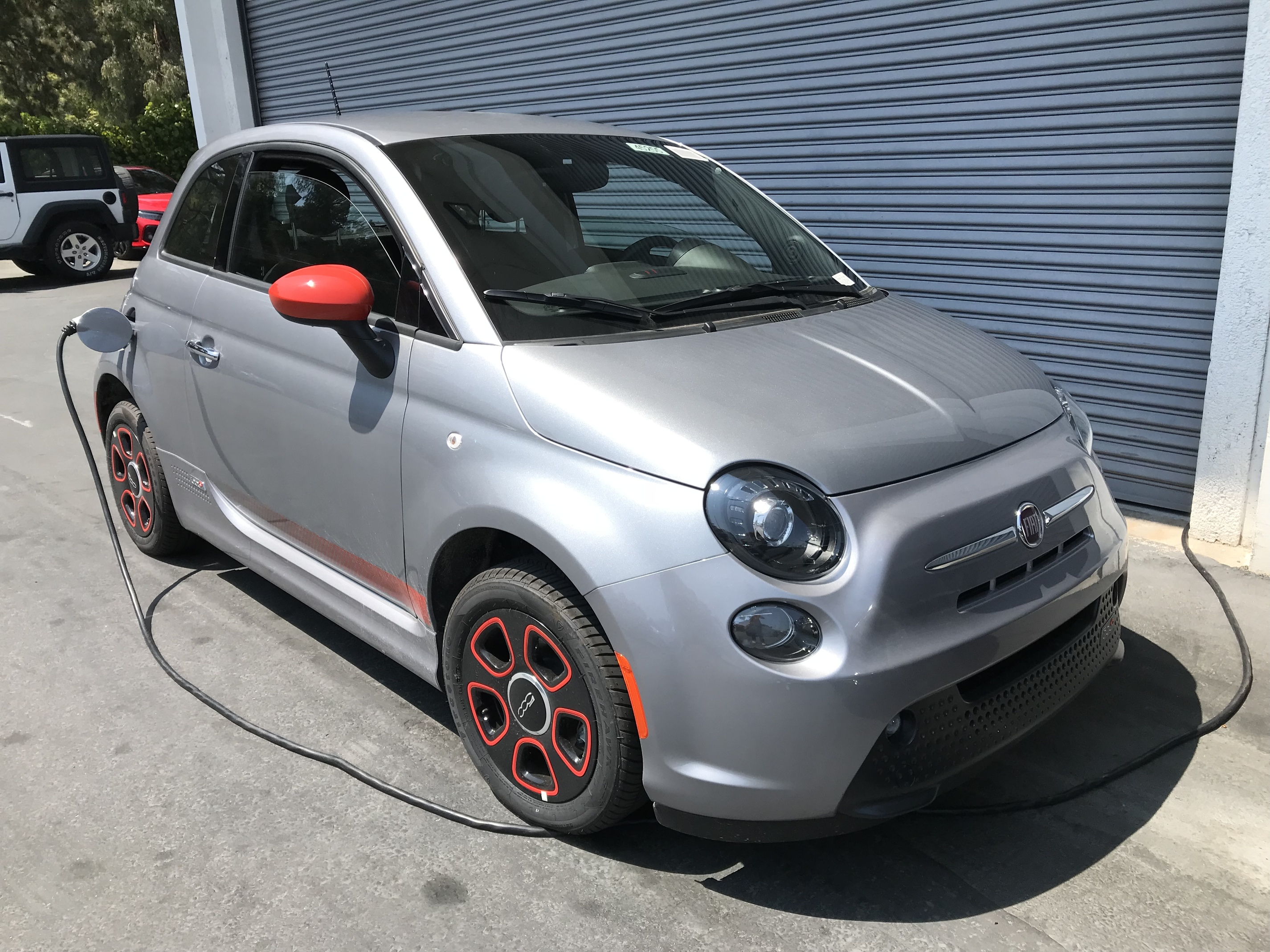 2018 Fiat 500e Are Finally Available