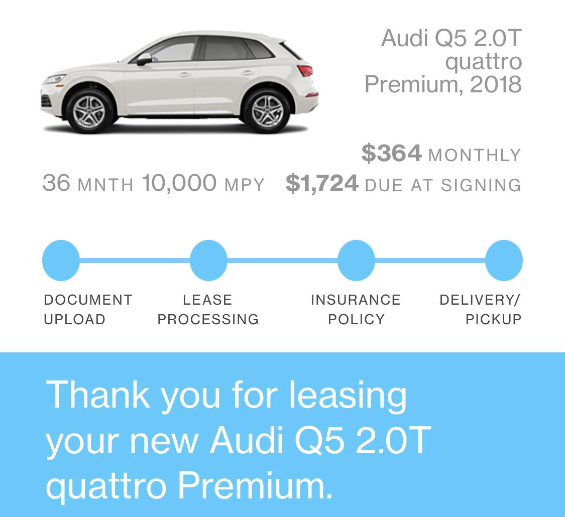 Audi Q5 Lease Deals Forum