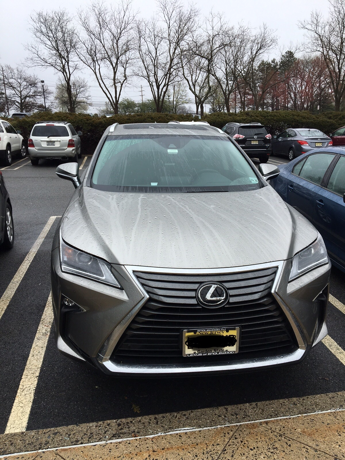 NJ Lease Takeover 2017 Lexus RX 350 AWD   $511/month 30 Months Remaining