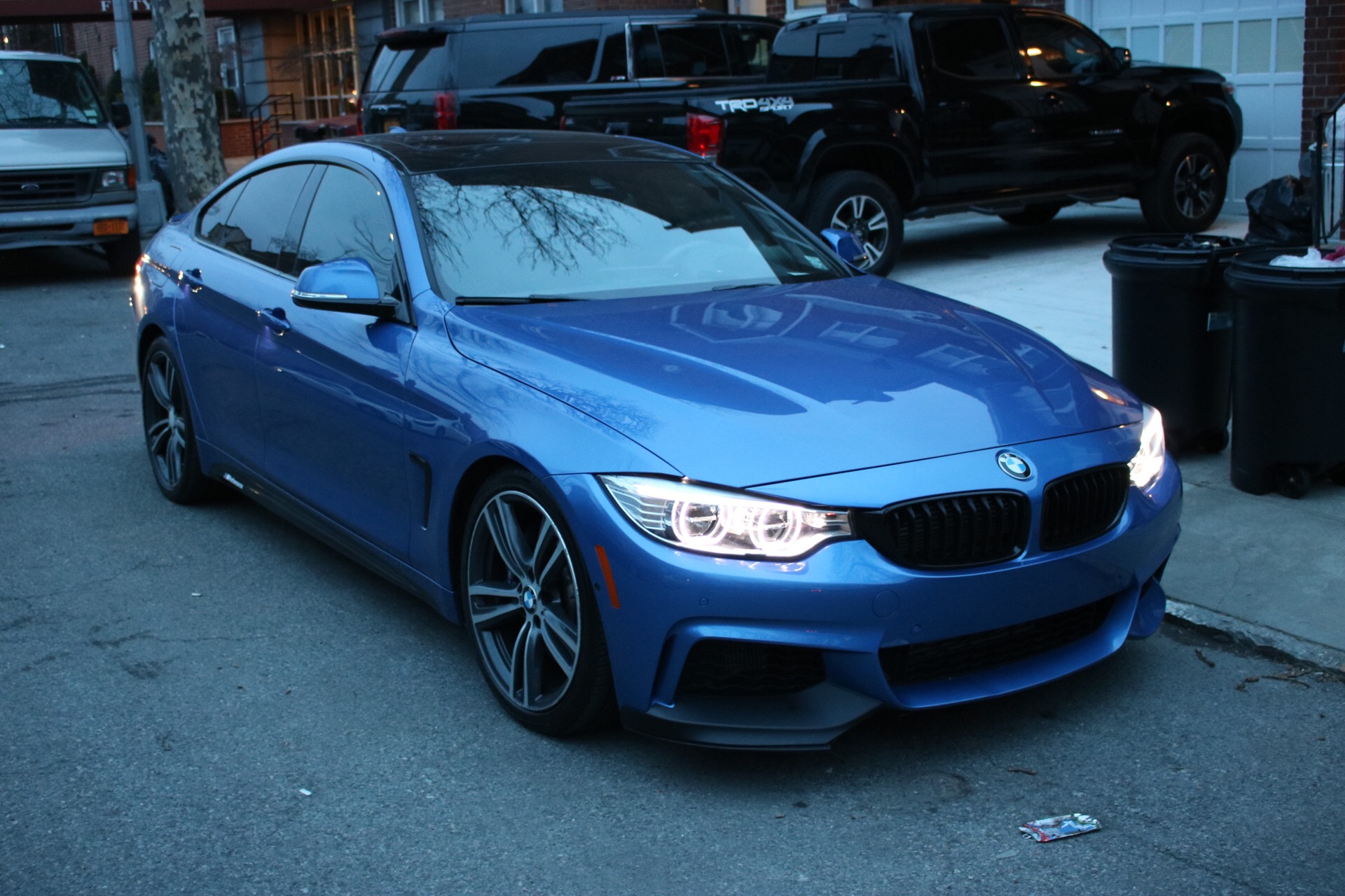 Bmw 435 Lease >> Lease Transfer 2016 Bmw 435i Gran Coupe 498 90 Month Tax