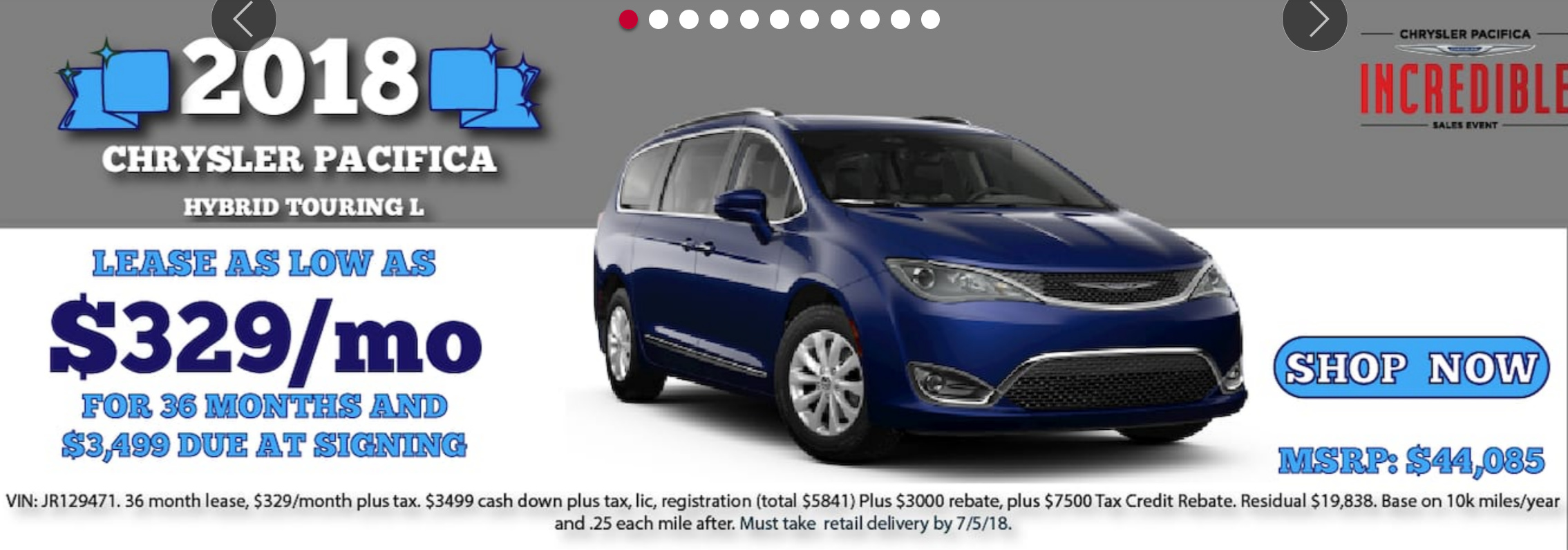 Pacifica Hybrid Forum >> Chrysler Pacifica Hybrid 2018 Ask The Hackrs Leasehackr Forum