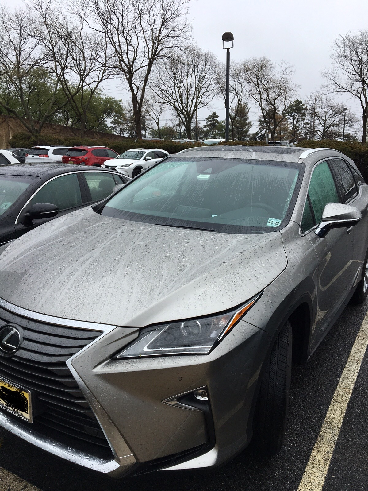 nj lease takeover 2017 lexus rx 350 awd 511 month 30 months remaining marketplace. Black Bedroom Furniture Sets. Home Design Ideas
