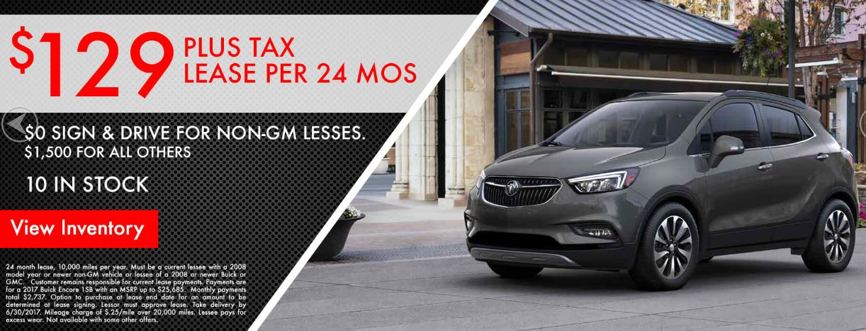 Buick Suv Lease >> Buick Encore Lease Incentives Ask The Hackrs Leasehackr