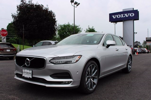 2018 Volvo S90 T6 Momentum Awd 365 Including Tax 1st Month Due At
