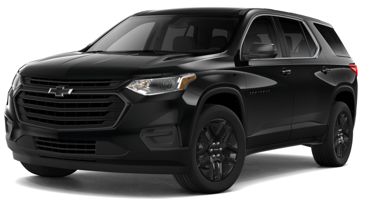 Expired 10/29 2019 Chevrolet Traverse Black Out Edition ...