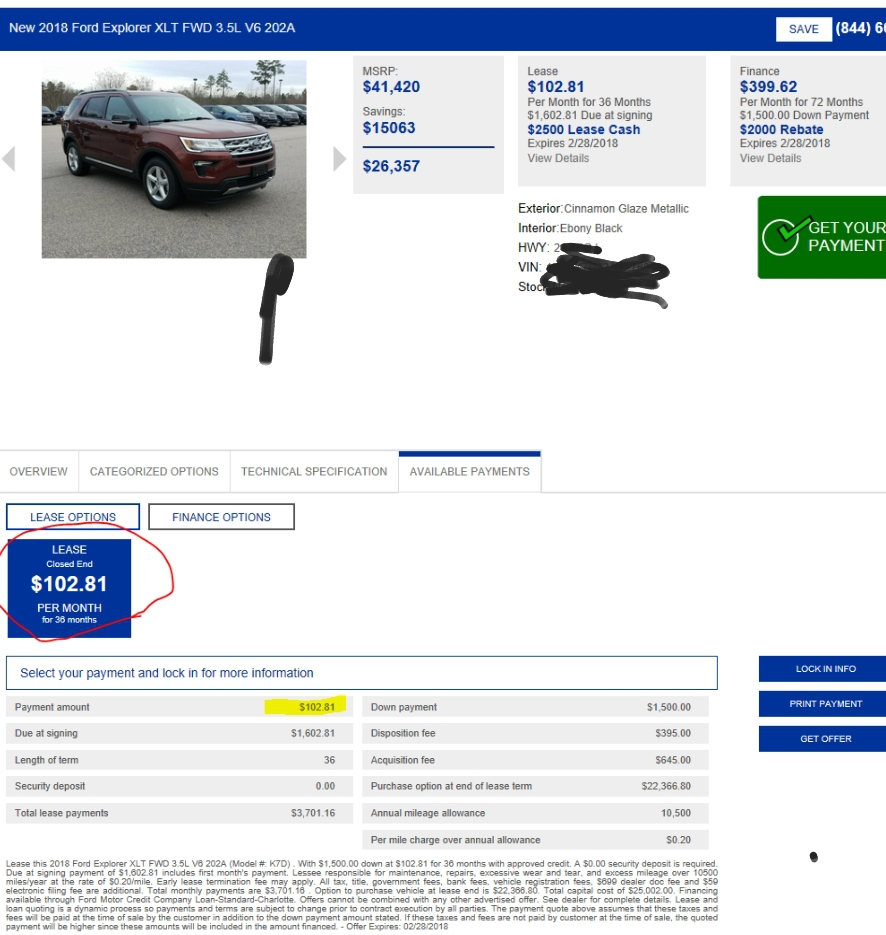 Is This A Good Deal 2017 Ford Explorer Limited