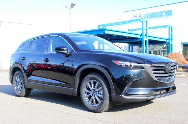 Mazda Cx9s Starting At 348 Zero Down Payment Tdas Tax
