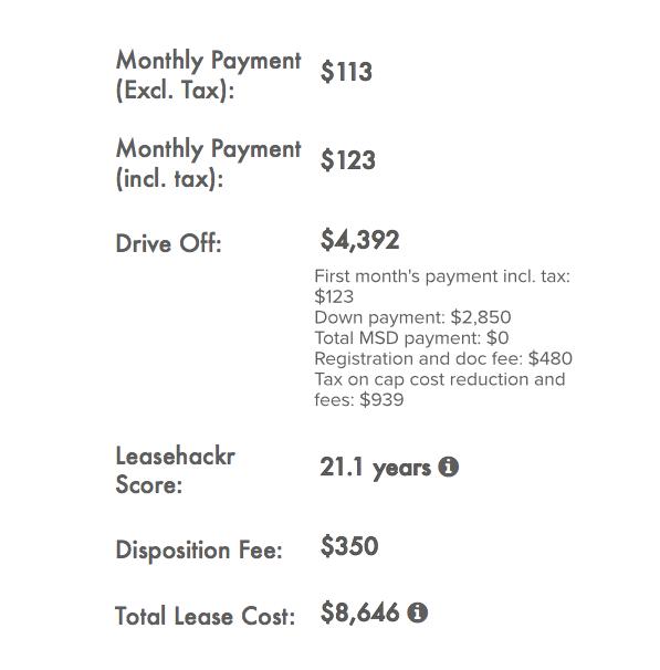 Estimate Lease Payment >> Calculating Lease Suzen Rabionetassociats Com