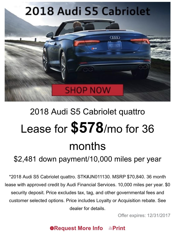 Audi A Lease Details Ask The Hackrs Leasehackr Forum - Audi zero down lease