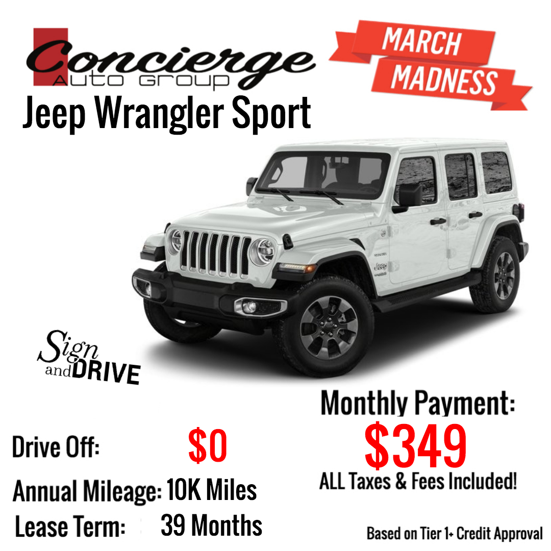 Jeep Wrangler Lease >> Felixconcierge Jeep Wrangler Lease Deal 349 Tax Inc 0