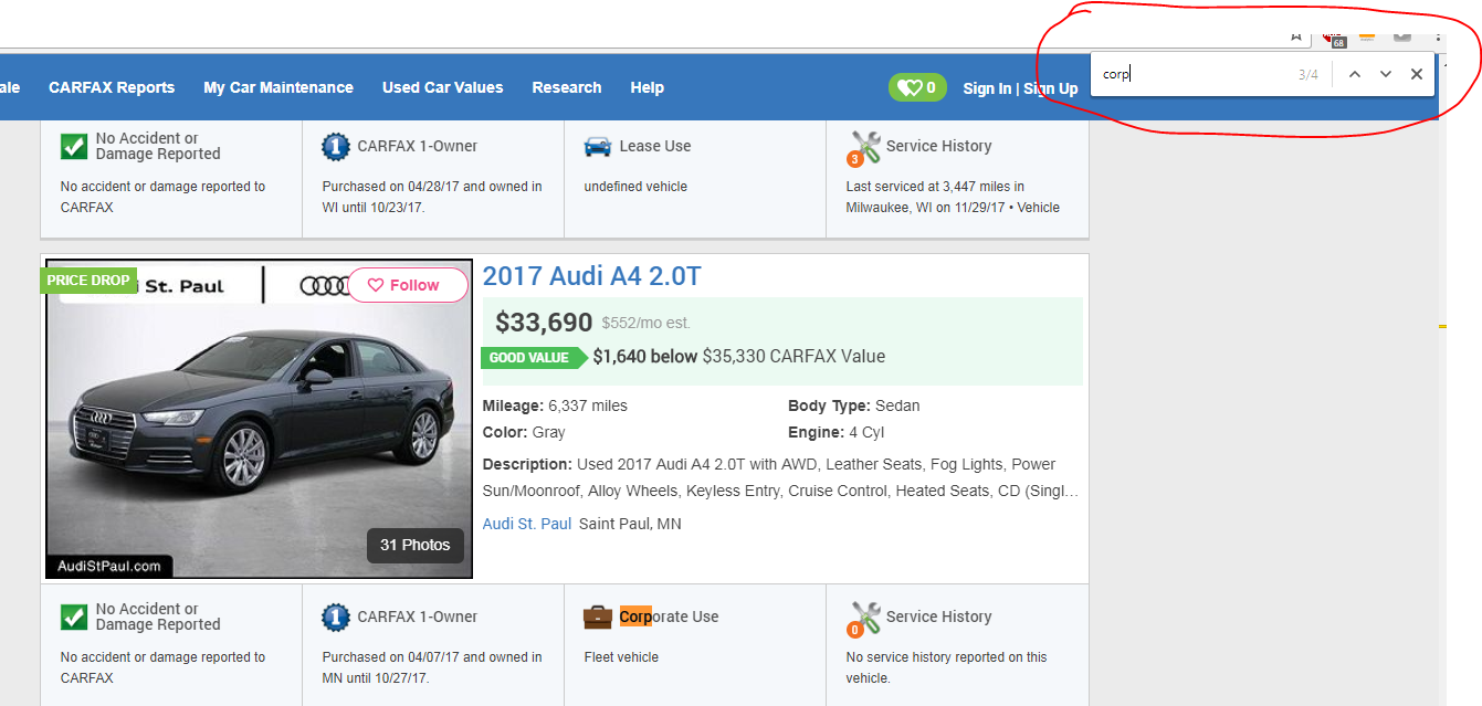 Finding Demo Cars - Wiki - Leasehackr Forum
